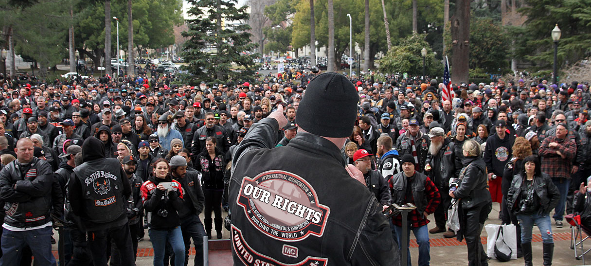 Motorcycle Rights Groups