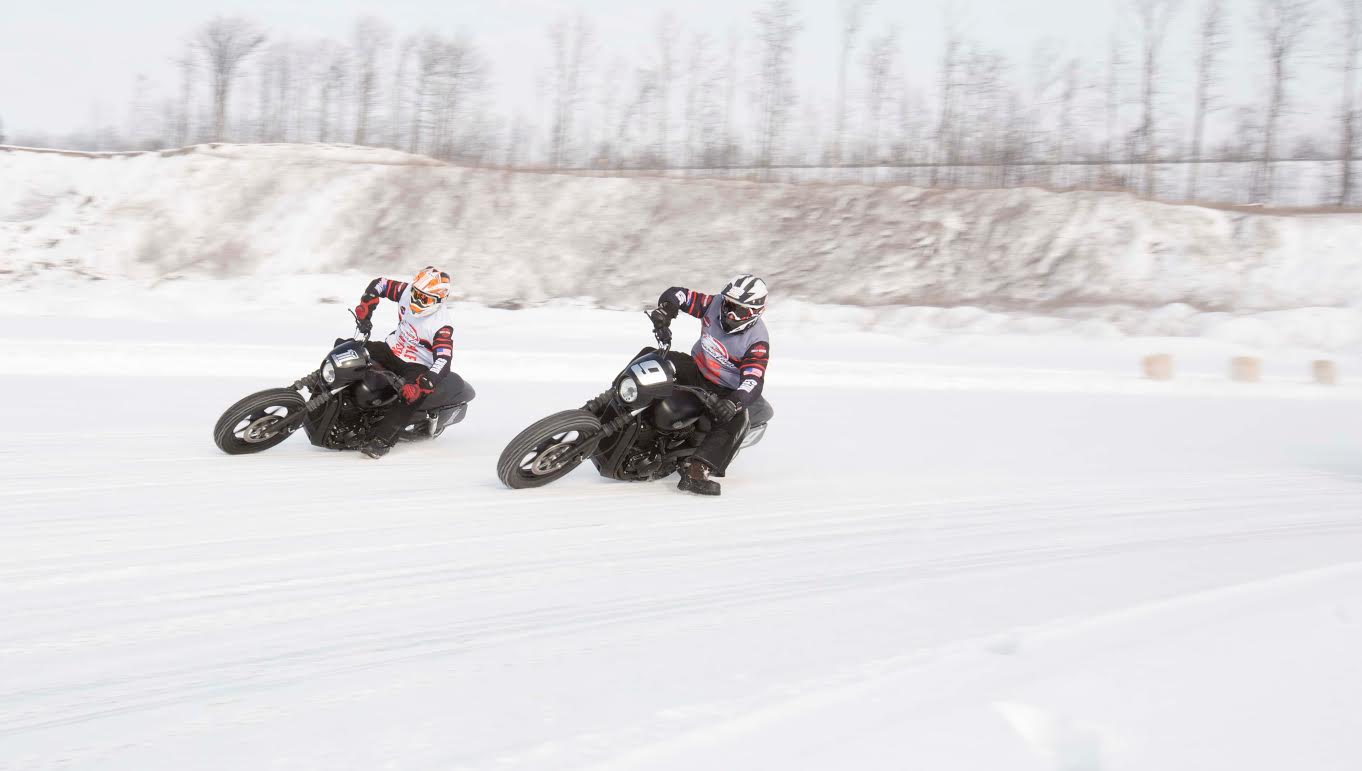 New Harley Davidson Street takes Center Ice at X Games, Aspen