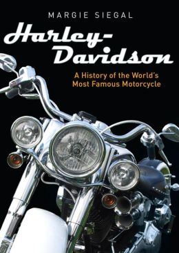 Margie Siegal's New Harley History Book