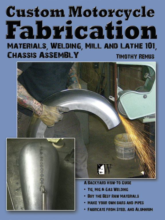 Wolfgang Publications: Machining Basics – Part of Custom Motorcycle Fabrication
