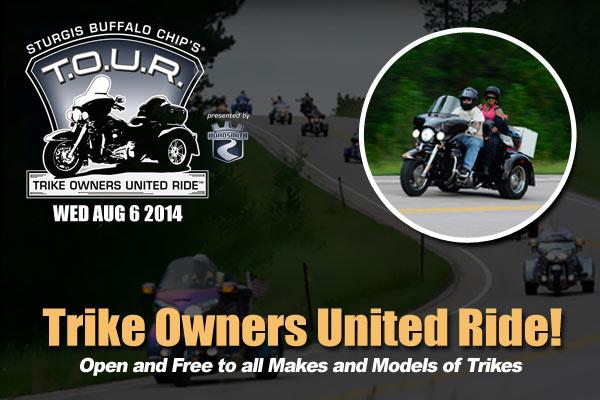 """2nd Annual """"T.O.U.R."""" Ride"""