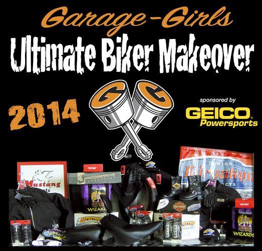 Garage Girls Ultimate Biker Makeover