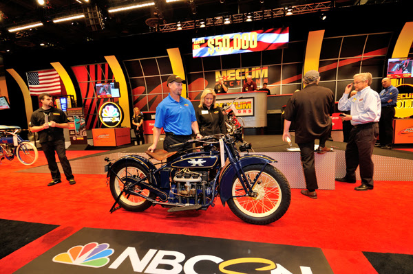 Results: Mecum MidAmerica Motorcycle Auction in Houston