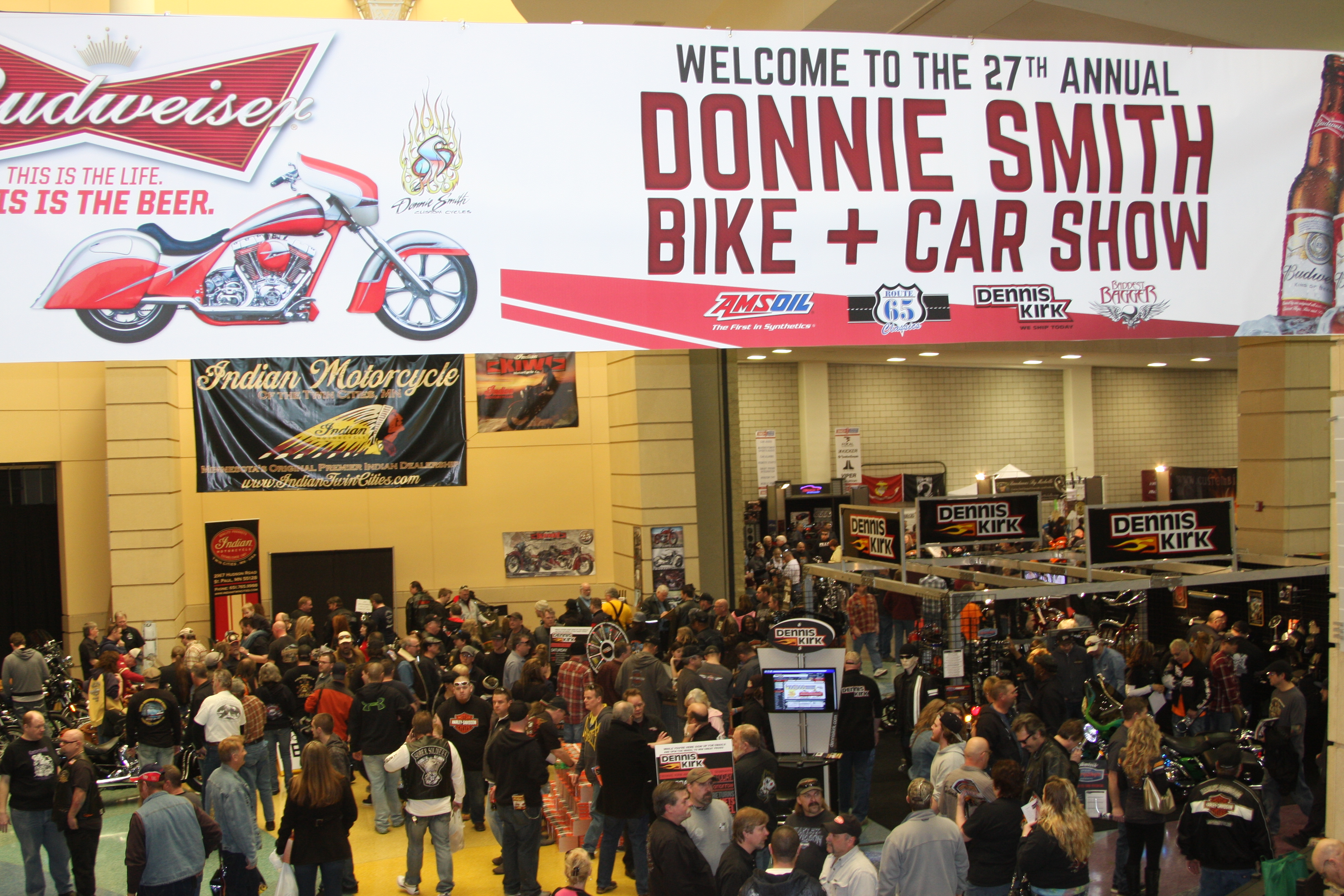 The 2014 Donnie Smith Show