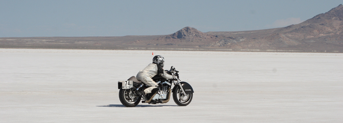 Gray Ghost 2 land-speed-record racer update! Fischer, Riley & Witt ready to ride again!
