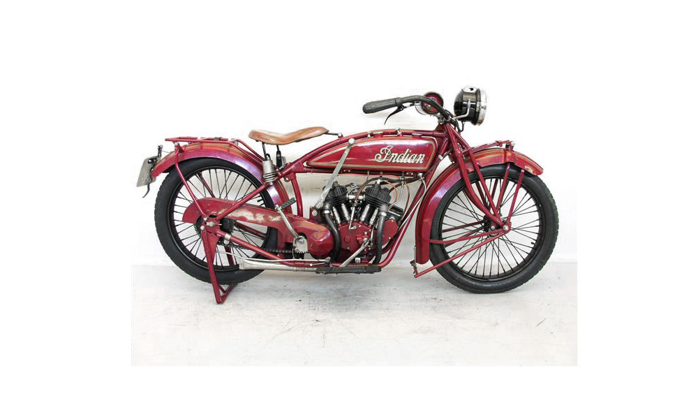 Indian Motorcycles and Wall Street