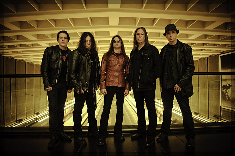 Queensrÿche to Unleash at Sturgis Buffalo Chip