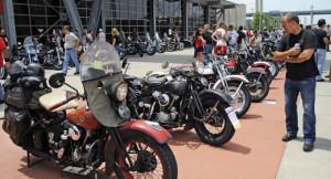 H-D Museum Bike Show