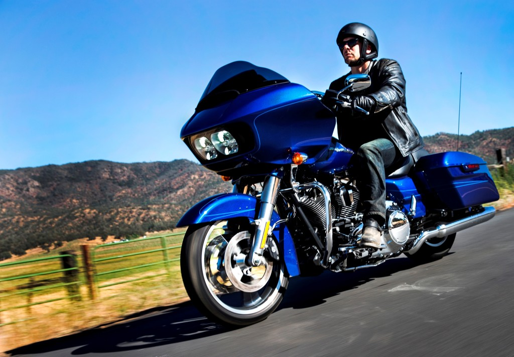 2015 Road Glide Special Action