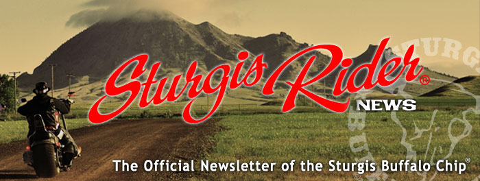 WHAT'S OUR EDITOR UP TO IN STURGIS THIS WEEK? FOLLOW HER