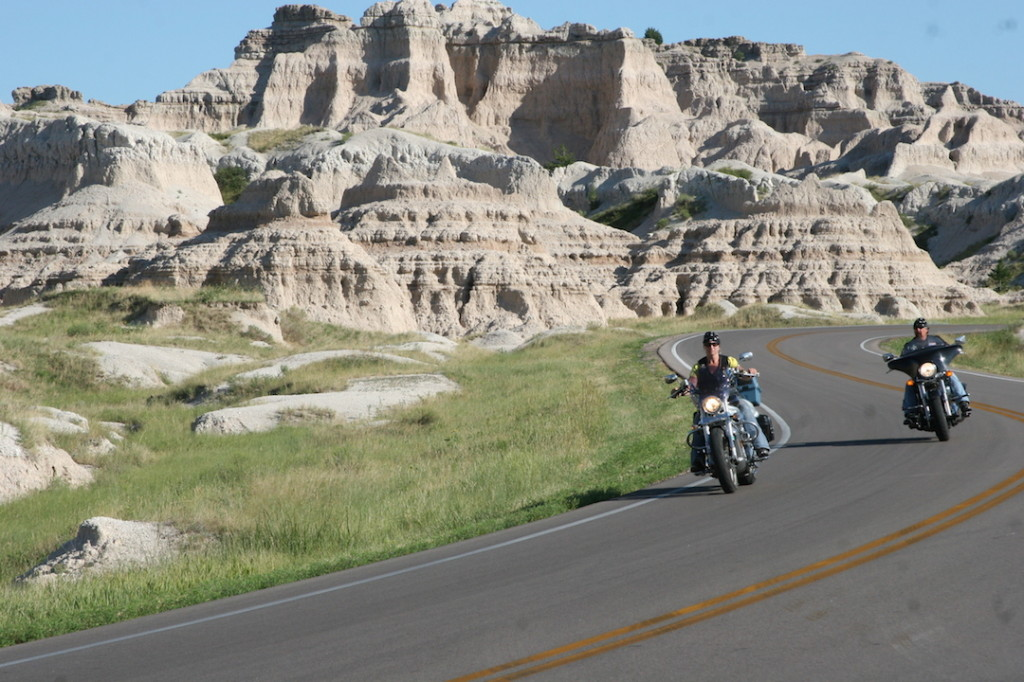 But for those with the foresight and freedom to arrive early or stay late, there's a whole different way to experience the Black Hills of South Dakota. It might look like this: