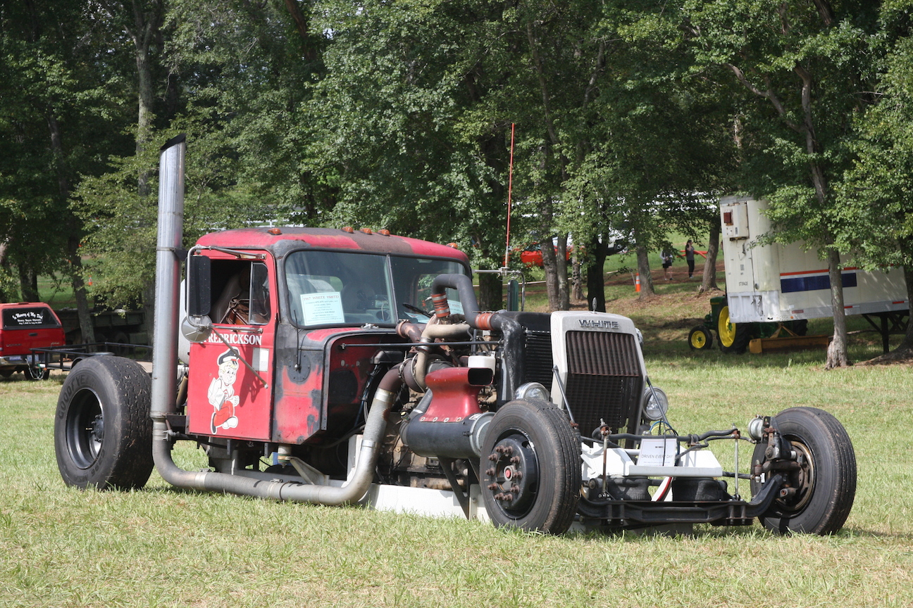 Southern Classic Truck Show: Yes, Trucks!