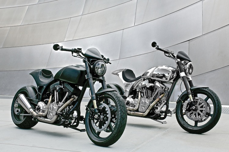 ARCH Motorcycle Company begins production of the highly anticipated KRGT-1 and is now accepting reservations.