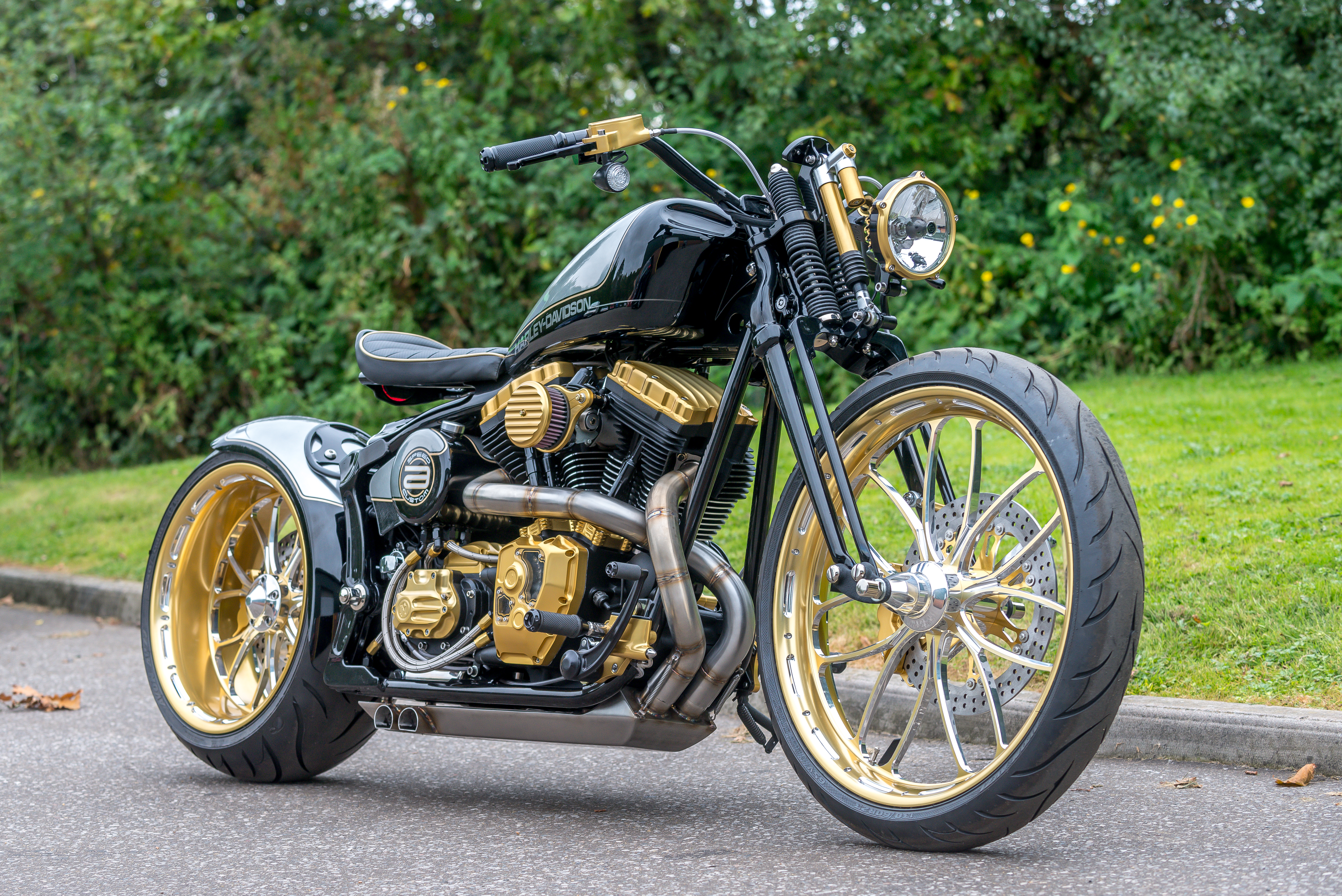 Shaw H-D Delivers Another Stunner