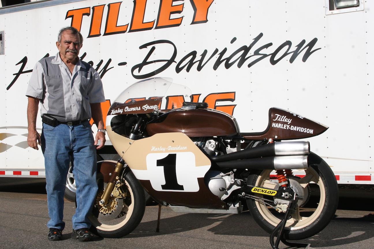 God Speed, Don Tilley