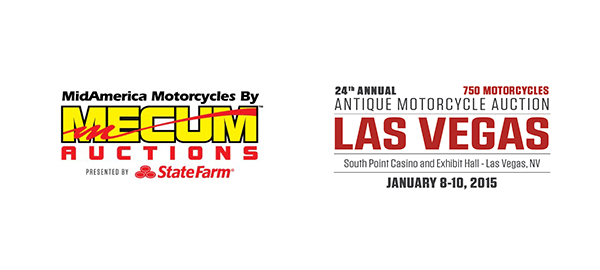 Vegas Holds Largest Mecum MidAmerica Motorcycle Auction Ever