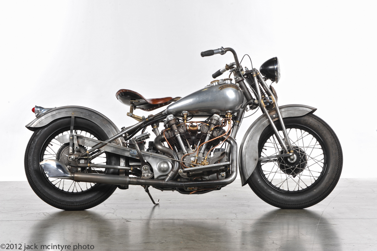 THE CROCKER MOTORCYCLE COMPANY, ONE COOL RIDE