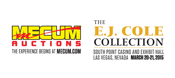 Mecum To Offer The E.J. Cole Collection in Las Vegas