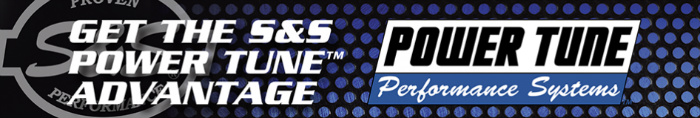 New S&S Power Tune Performance Systems
