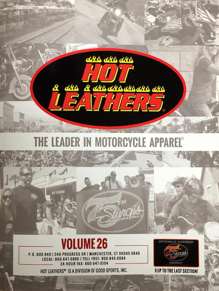 hot leathers catalog