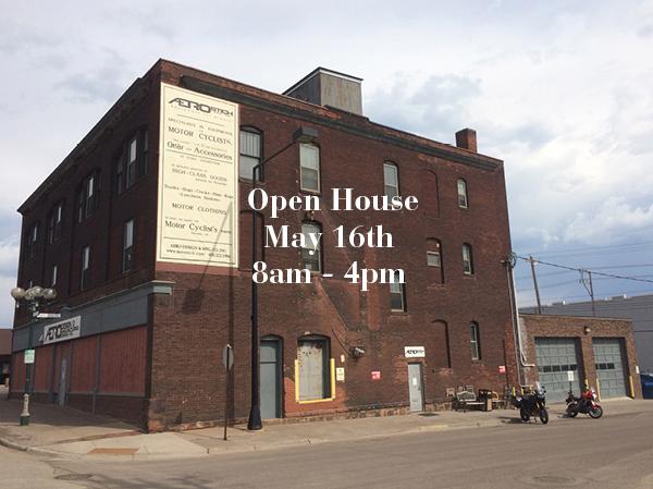 Aerostich's Spring Open House
