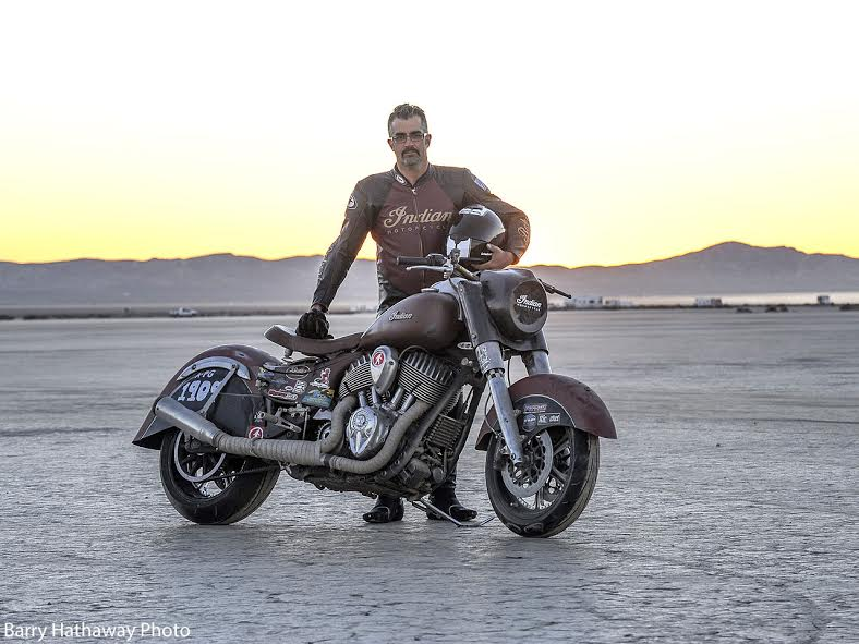 4Ever2Wheels Podcast features Robert Pandya of Indian Motorcycle