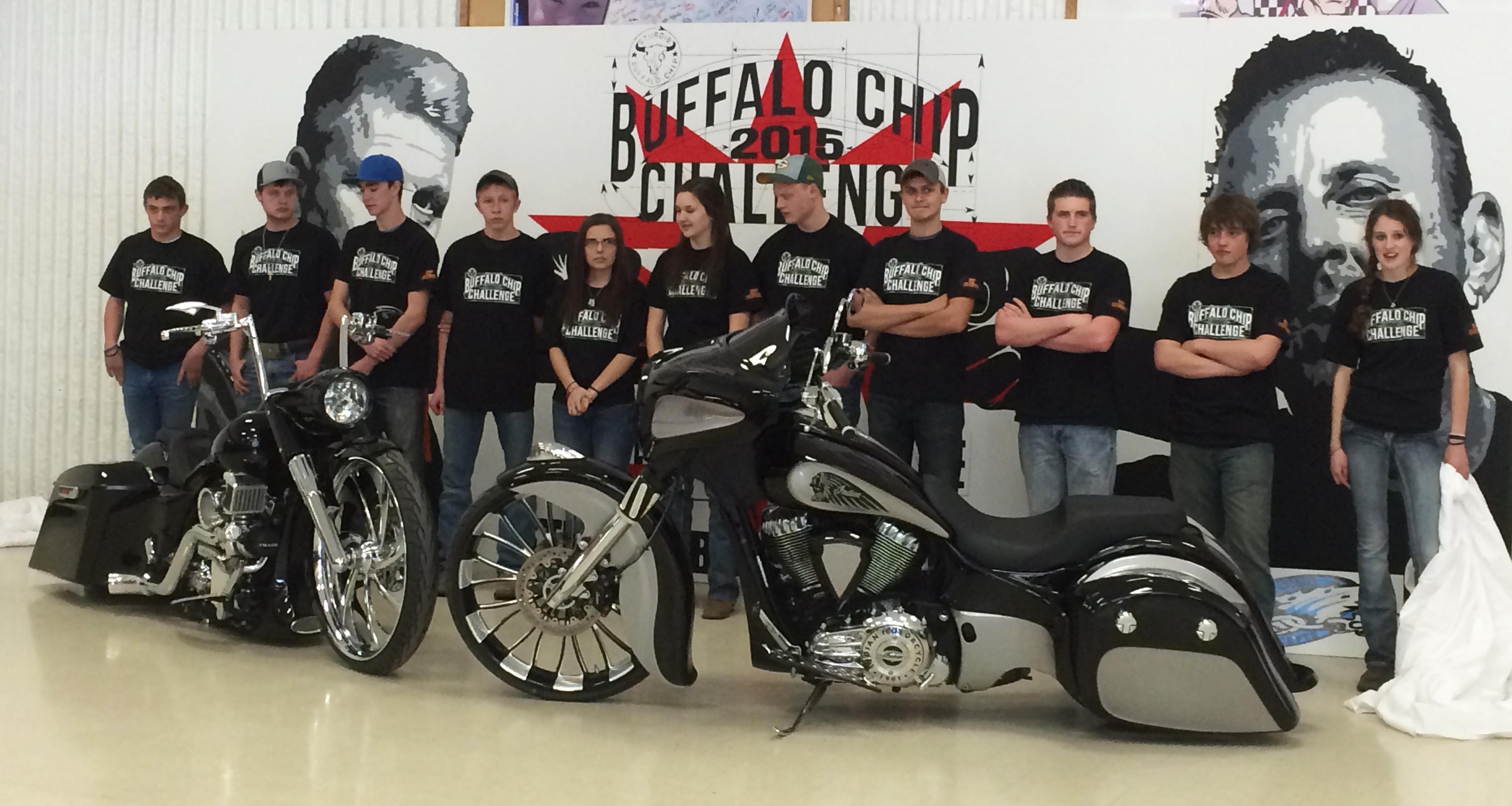Black Hills Students Awarded 2015