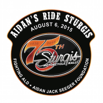 Aidan's Ride Sturgis 2015