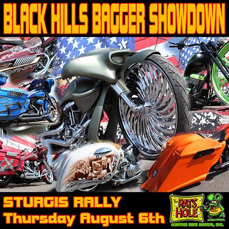 Black Hills Bagger Showdown ad photo