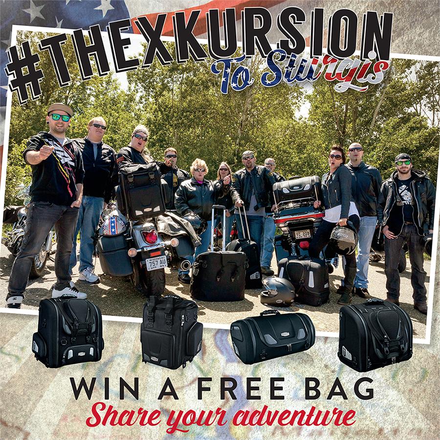Küryakyn Launches '#THEXKURSION to Sturgis' Social Media Contest