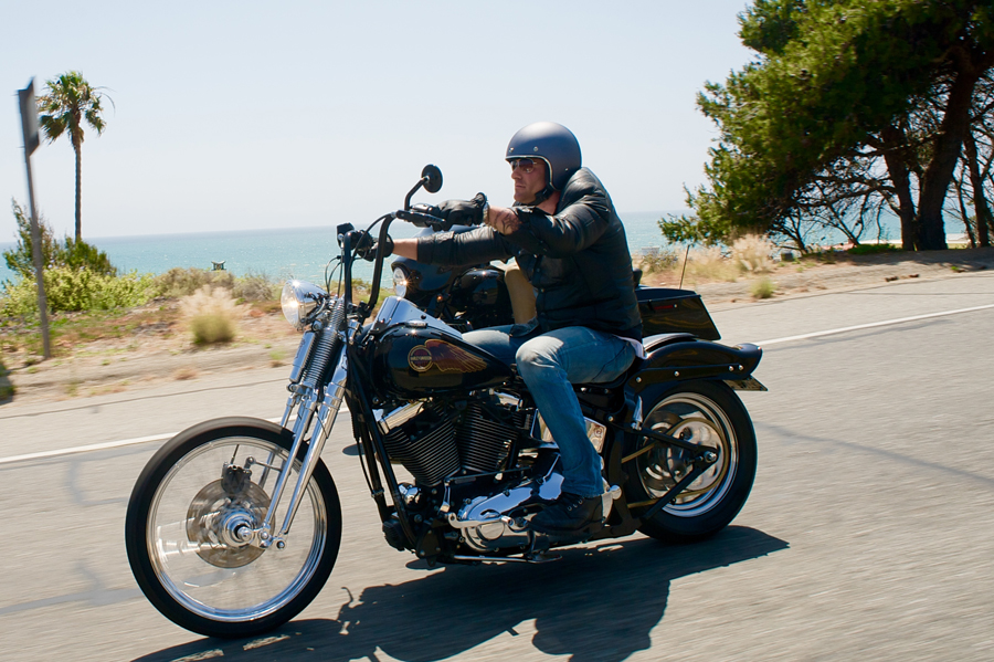 HOLLYWOOD MOTORCYCLE TOURS LANDS WITH A SPLASH IN SOUTHERN CALIFORNIA