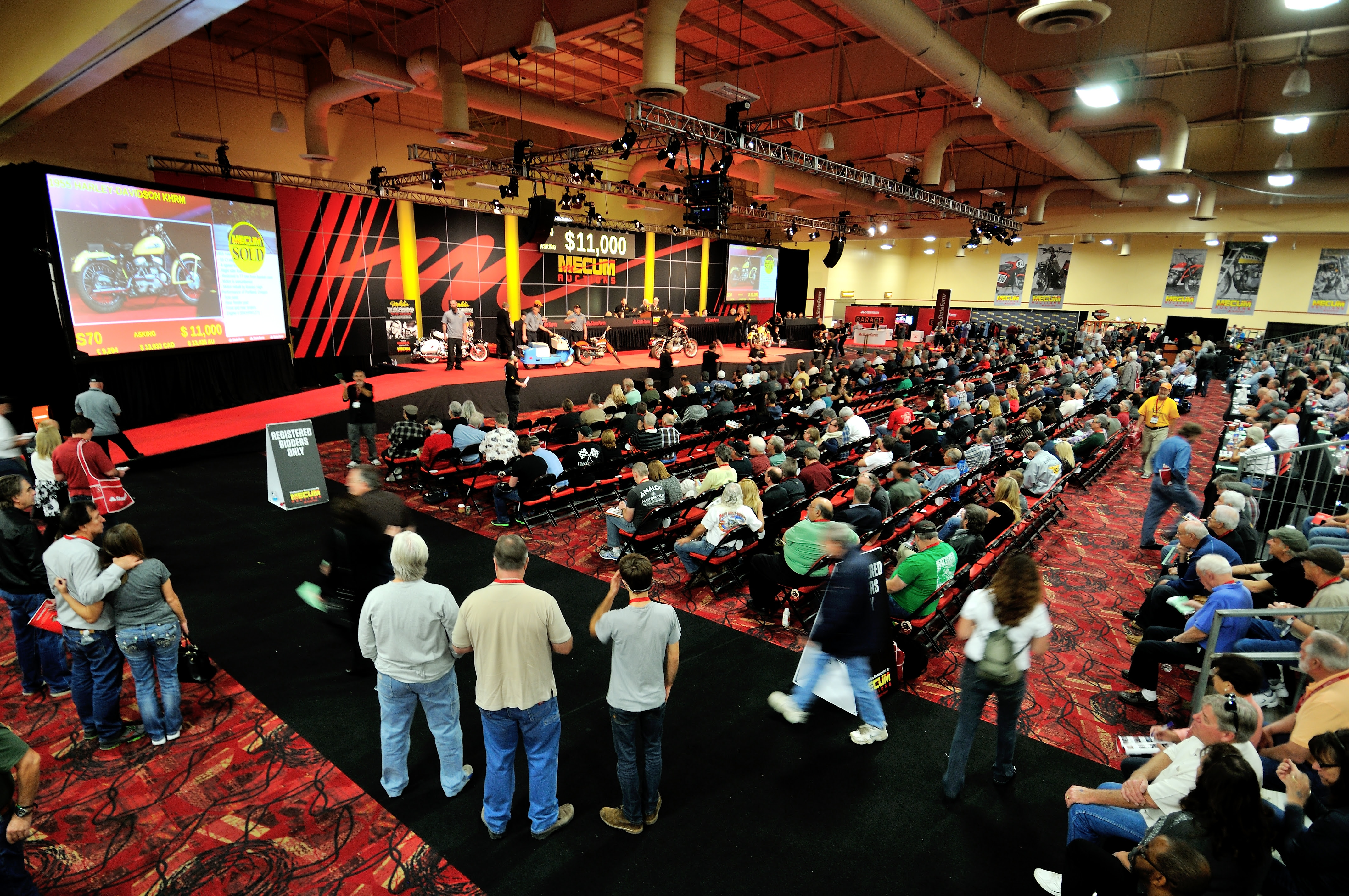 Mecum MidAmerica Las Vegas 2015 Motorcycle Auction Results