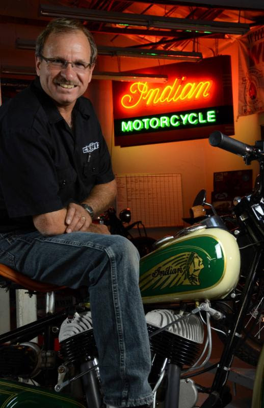 THE NEW KIWI INDIAN MOTORCYCLE NEWSLETTER