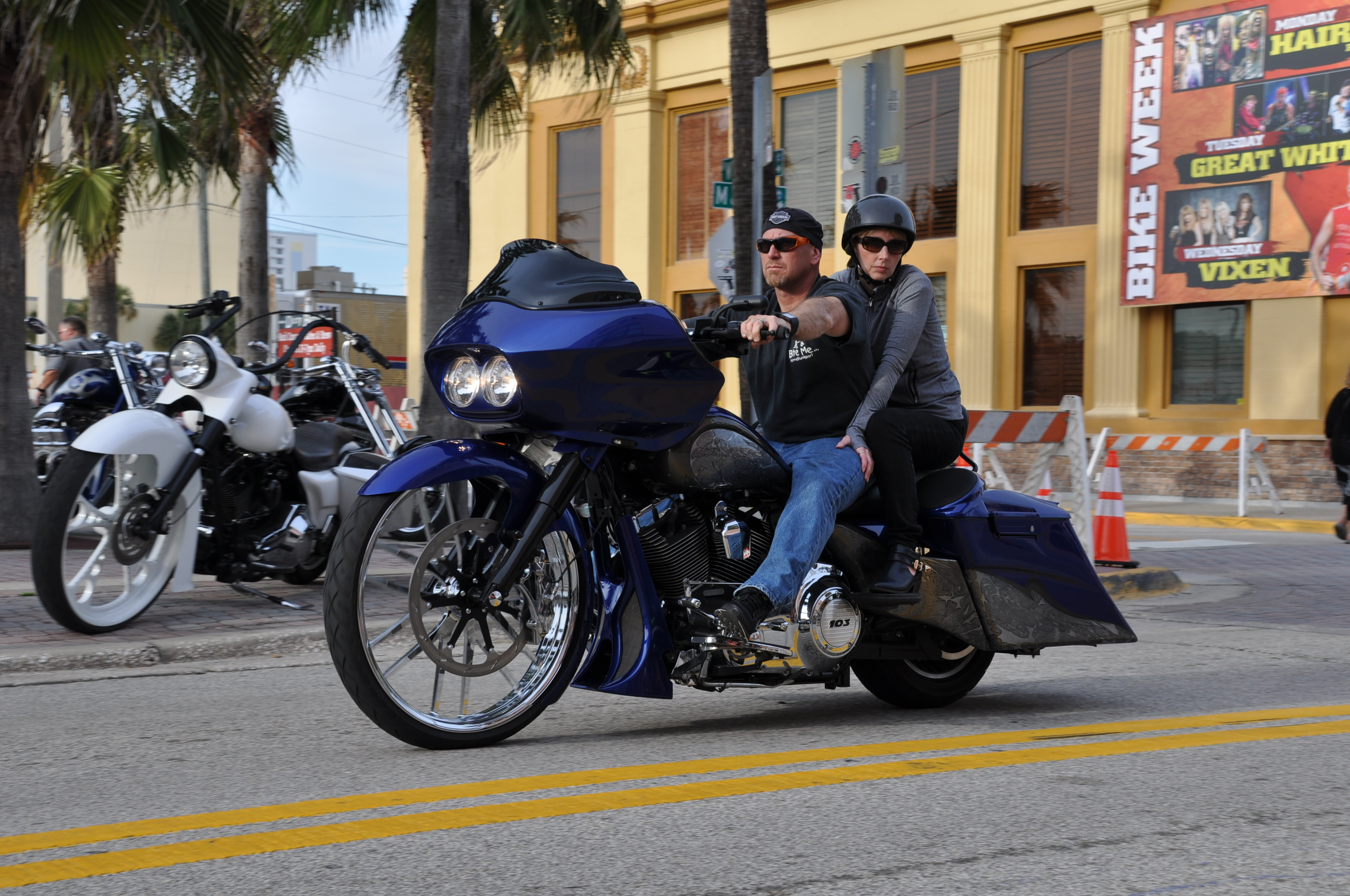 2016 BIKEWEEK IS ALREADY WELL UNDERWAY!