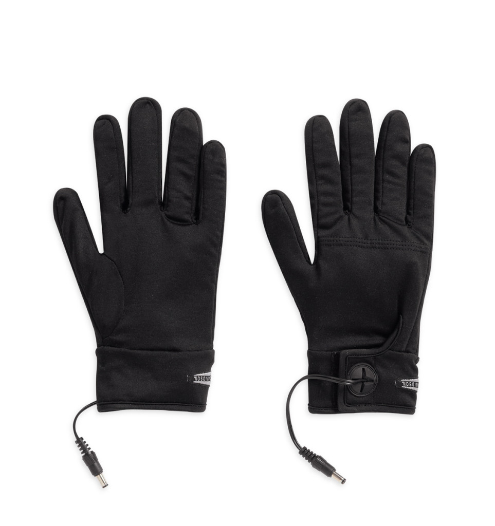 Heated One-Touch Programmable Glove Liners