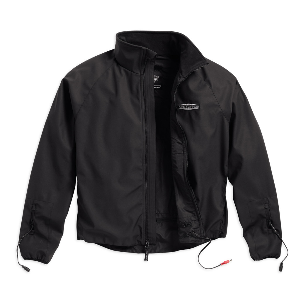 Heated One-Touch Programmable Jacket Liner