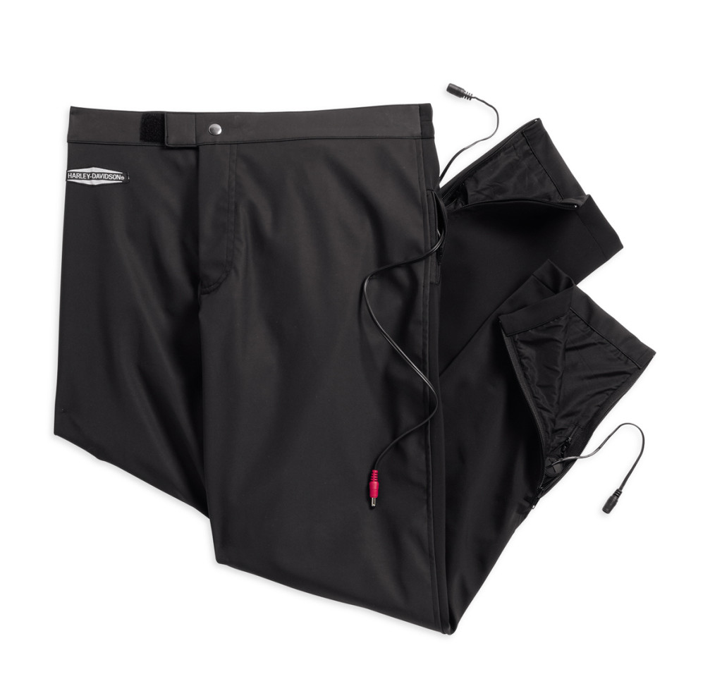 Heated One-Touch Programmable Pants