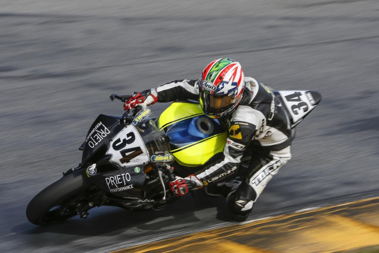 Michael Barnes Comes Out Of Retirement To Win DAYTONA 200 By Victory