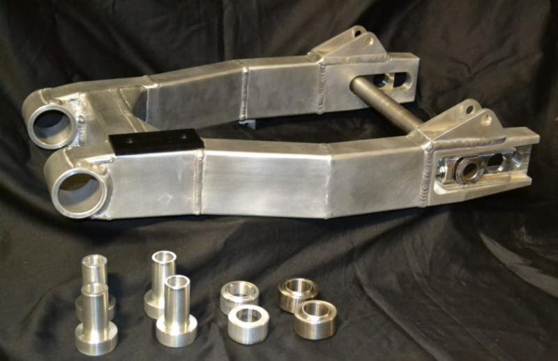 C&S Custom Rolls Out A New Street/Strip FXR Swingarm
