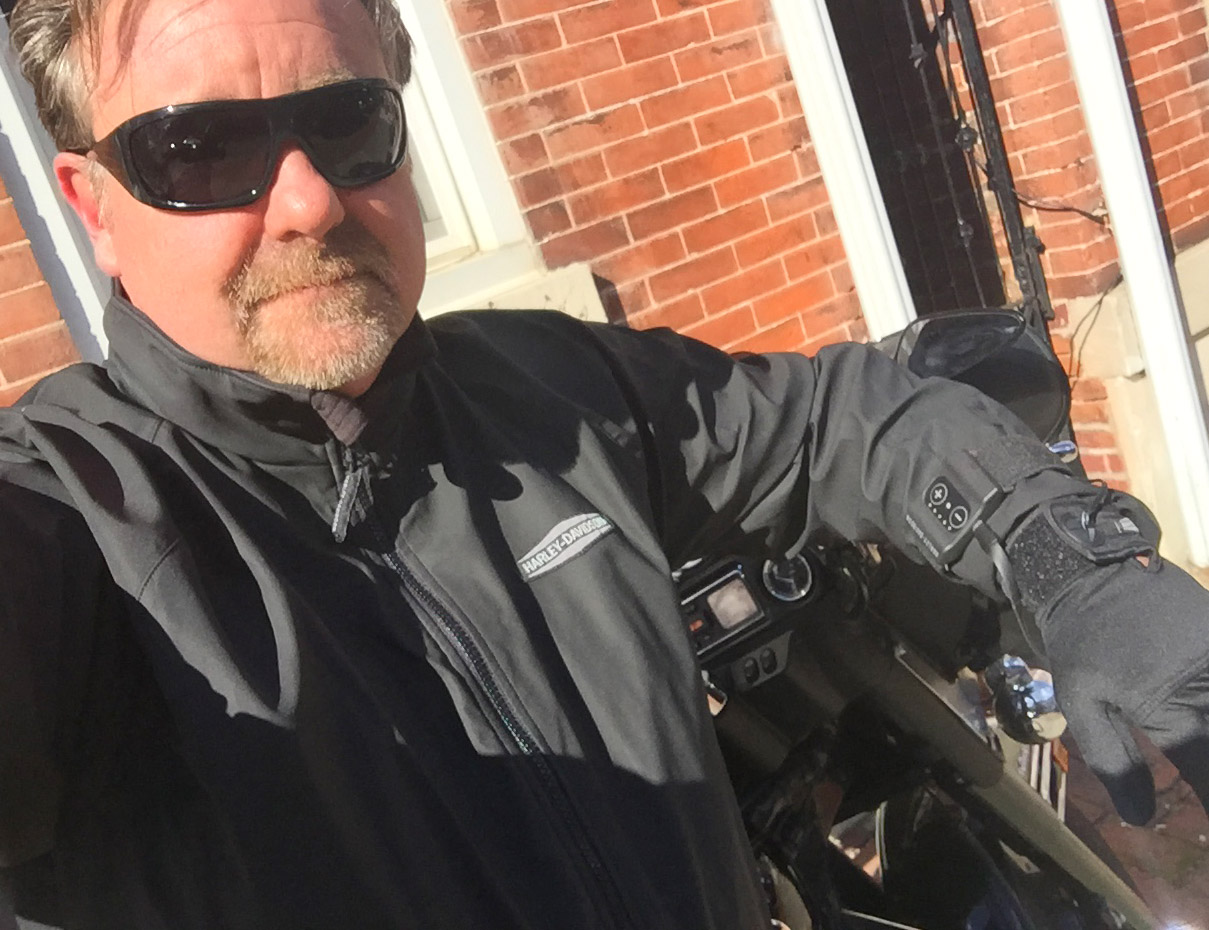 POST RIDE UPDATE: Harley-Davidson Heated One-Touch Programmable Gear