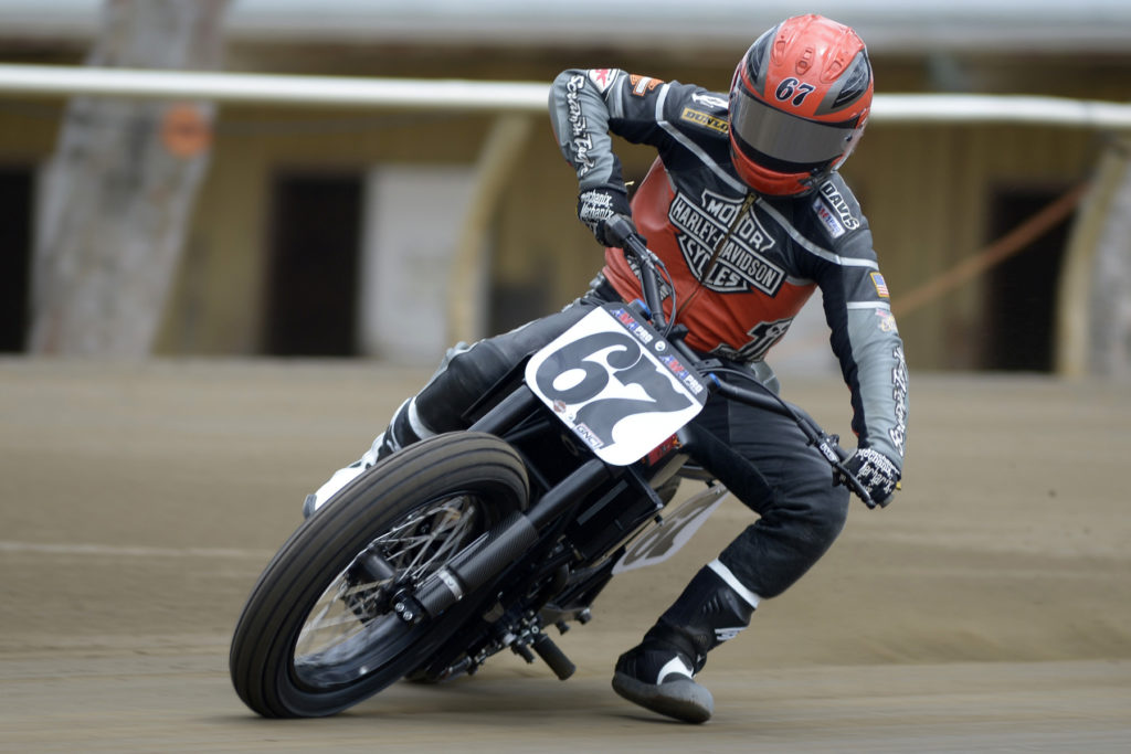 AMA Pro Racing GNC Mile, Sacramento, CA  5-21-2016