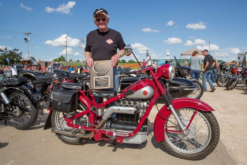 Allstate Motorcycle STREAMLINERS presented by J&P Cycles Exhibit