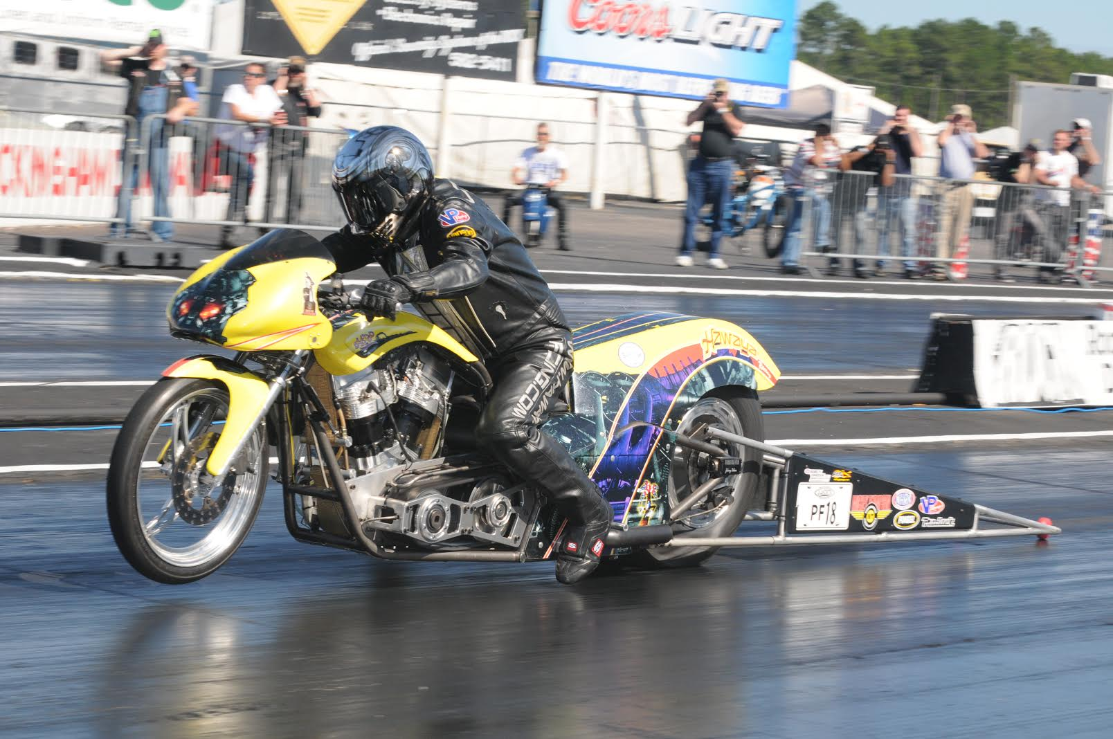 GEISS WINS FIRST RAY PRICE TOP FUEL TITLE AT THE ROCK