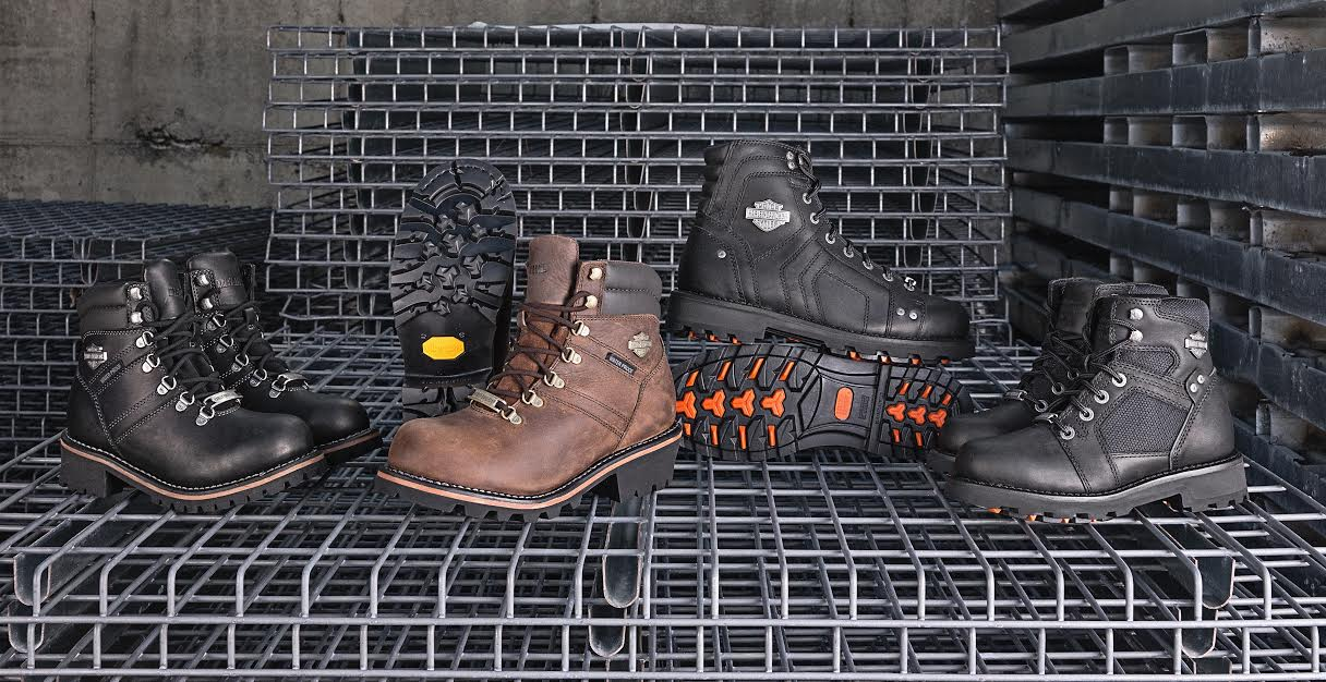 Harley-Davidson® Rides into Fall with a New Collection of Performance Boots