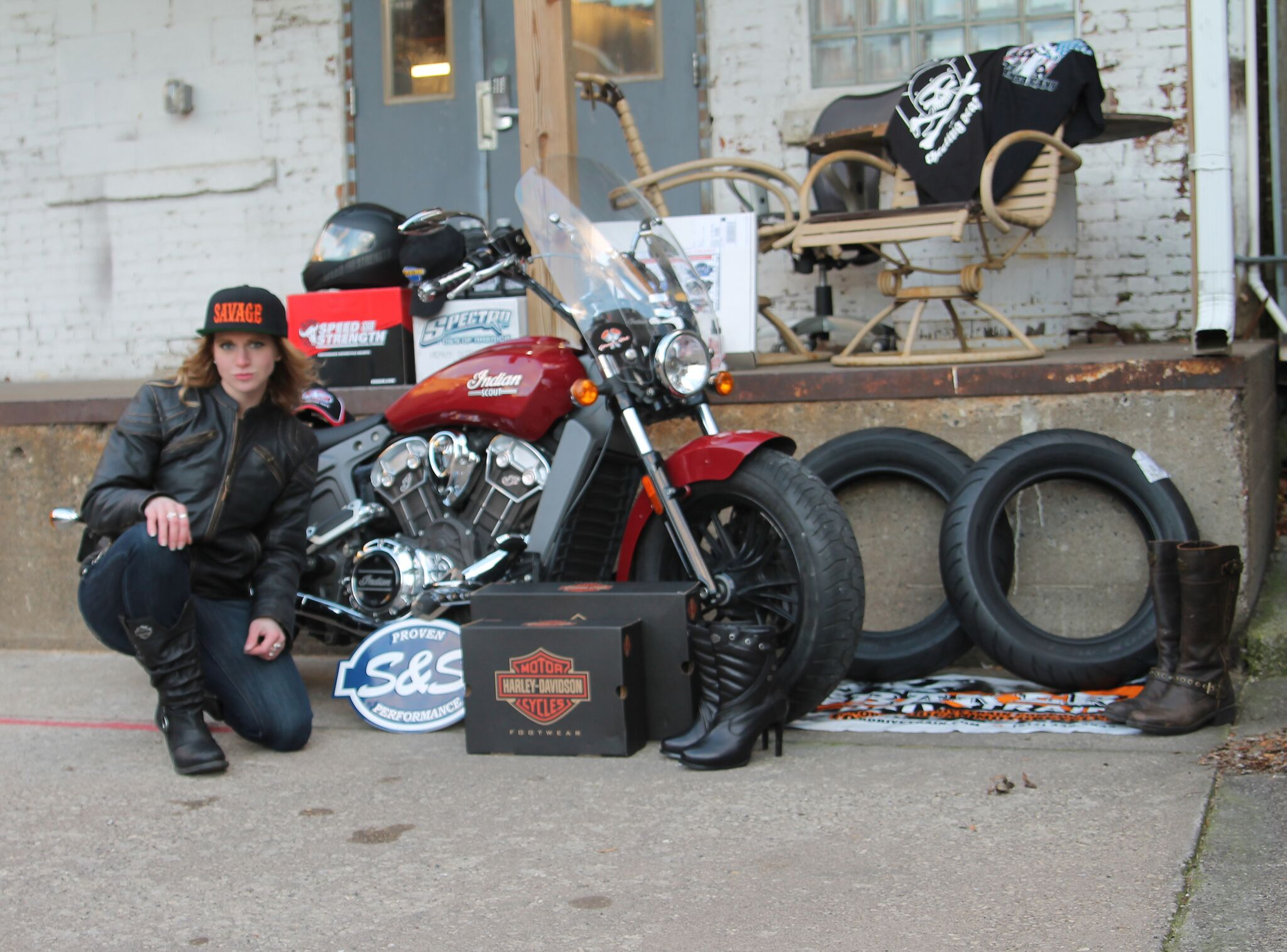 What it's like to be an Ultimate Biker Makeover Winner!