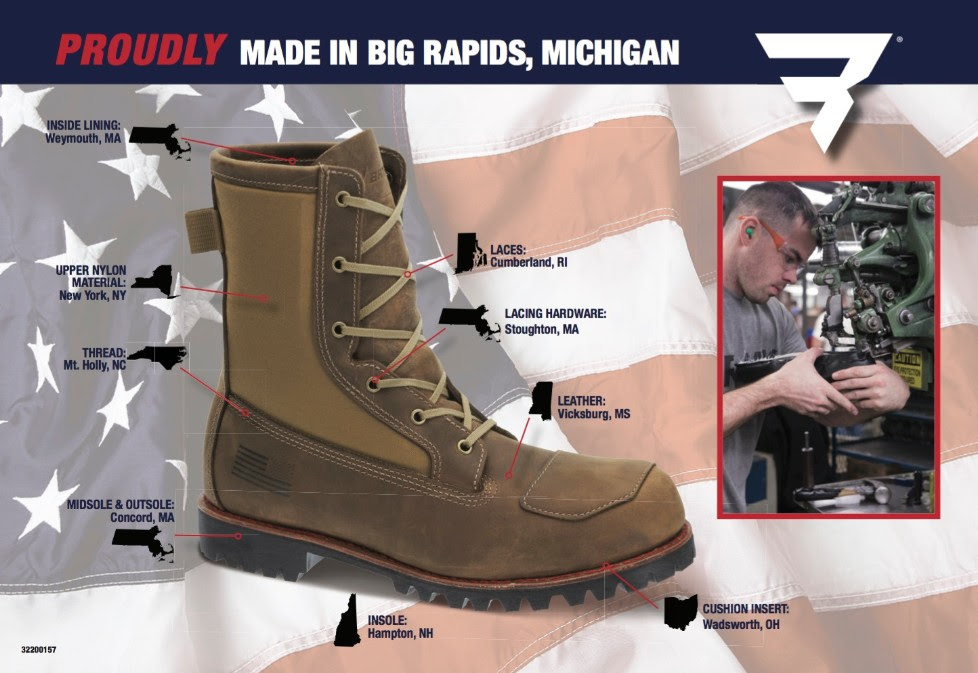 """Bates Footwear's American-Made """"Bomber"""" Riding Boot Now in Stock"""