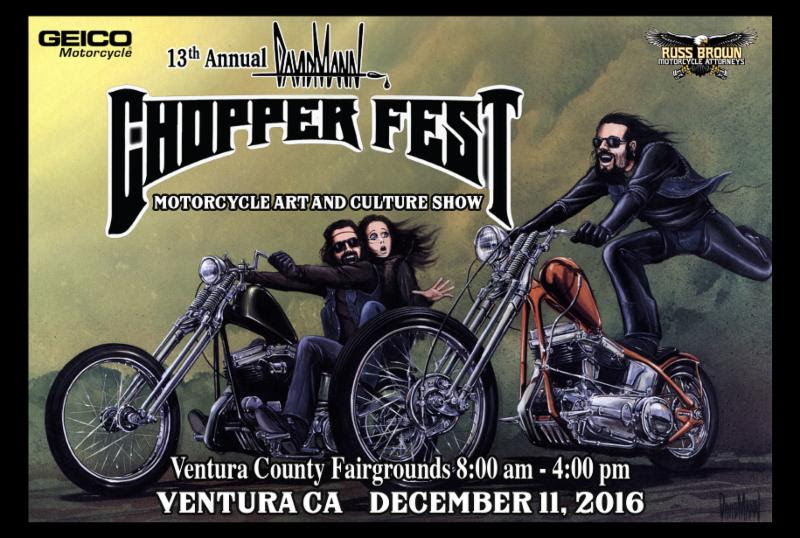 Chopperfest show results and Easyriders show Inbox 	x