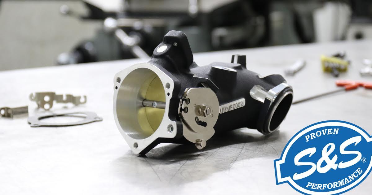New S&S Throttle Hogs!