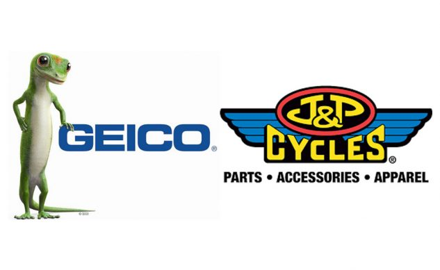 J&P Cycles Partners with GEICO Insurance | Iron Trader News