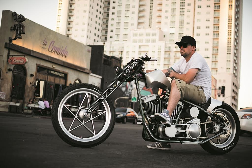 Long Live the King, Nick Beaulieu Named King of Custom Motorcycle Builders
